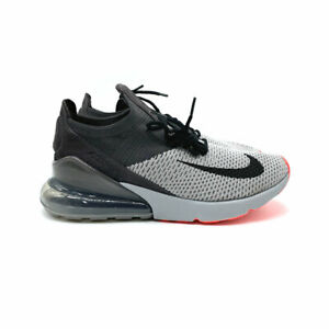 quality design bc552 1afaf Details about Nike Air Max 270 Flyknit Atmosphere Grey Thunder Grey Running  Shoes