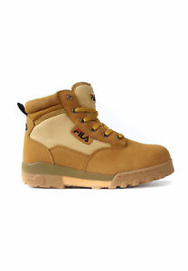 475a5589e52c Image is loading Fila-Mens-Boots-Grunge-mid-Chipmunk