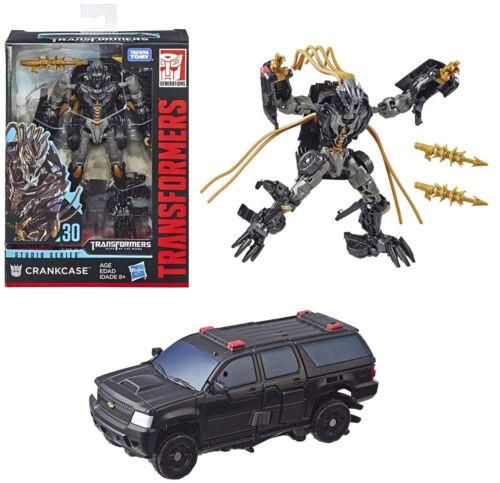 Transformers Studio Series ~ carter Action Figure #30 ~ Deluxe Class