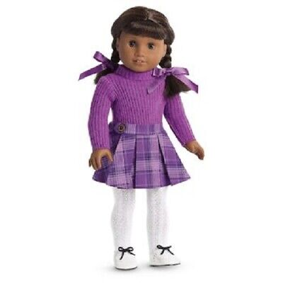 "NO DOLL American Girl Melody /""Birthday Outfit/"" COMPLETE BOX NEW"