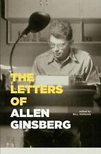 The Letters of Allen Ginsberg, Allen Ginsberg, Good Condition, Book