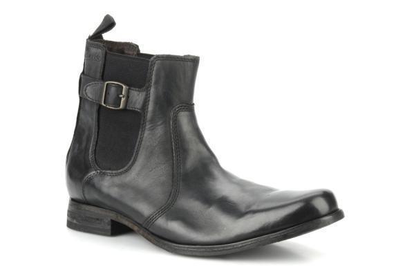 NUOVO Clarks da uomo Goto marrone CIELO stivali nero o marrone Goto di pelle g 57f76a