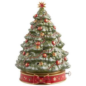 VILLEROY-amp-BOCH-Toy-039-s-Delight-Weihnachtsbaum-mit-Spieluhr-Weihnachtsdeko-33-cm