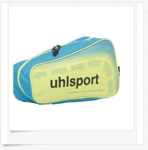 Complexé Uhlsport Eliminator Gardien Gant/sac à Chaussures De Football Equipment-afficher Le Titre D'origine