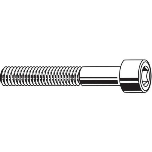 "FABORY U07040.019.0125 SHCS,Steel,#10-32x1-1//4/"",PK100"