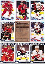 2013-14 OPC O-Pee-Chee Calgary Flames Complete Team Set (20)
