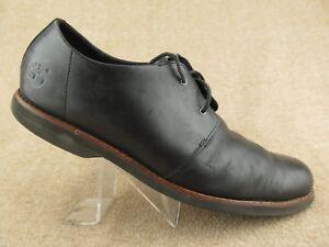 TIMBERLAND-Earthkeepers-Stormbuck-Lite-Oxfords-Black-Sz-11-5-Men-Shoes