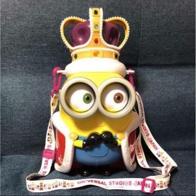 USJ limited Minion Kevin popcorn bucket 36cm figure Universal Studios JAPAN