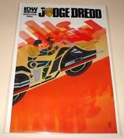 JUDGE DREDD # 23  IDW Comic  September 2014   NM   SUBSCRIPTION COVER VARIANT
