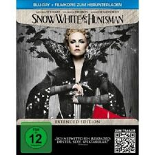 SNOW WHITE AND THE HUNTSMAN (STEELBOOK) (LIMITED EDITION)  BLU-RAY NEU