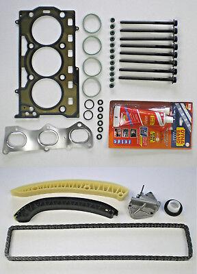 HEAD GASKET SET VW POLO CROSSPOLO FABIA RAPID PRAKTIK ROOMSTER 1.2 12V 2002 on