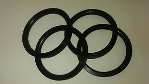 Pedal-Car-Parts-Set-of-4-6-1-2-inch-Pedal-Car-Tire-Round-Tread