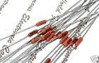 10pcs - DALE RN55 383R (380 ohm) 1% MIL Resistor