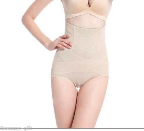 Women Body Slim Shaper Stretch Underwear High Waist Abdomen Thigh Lift Support