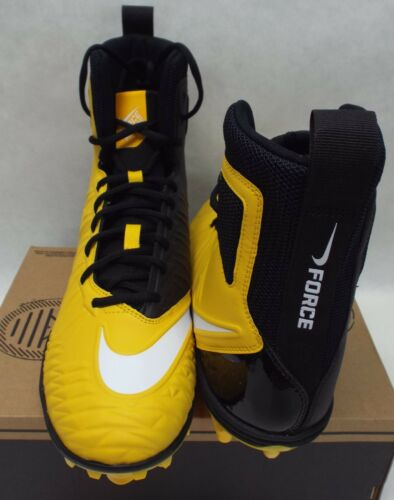 880140 Schwarz Force Elite 710 10 Gelb 139 Pro Schuhschuhe Savage Herren Nike Neue HqBSwPff