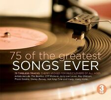 75 OF THE GREATEST SONGS CHERRY PICKED FOR MUSIC LOVERS OF ALL AGES 3 CD NEU