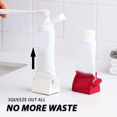 Squeeze Toothpaste Holder Roller New