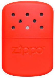 Zippo Lighters Hand Warmer 12hr Blaze Orange 40348