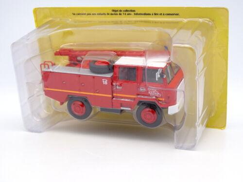 Berliet FF 4X4 Ixo Presse Camion Pompiers 1//43