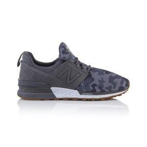 New Balance 574 Sport Decon Camo Men's shoe - Castlerock/Pewter