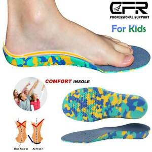 Kids Children Orthotic Shoes Insoles