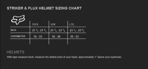 Fox Racing Striker Helmet Vandal Orange