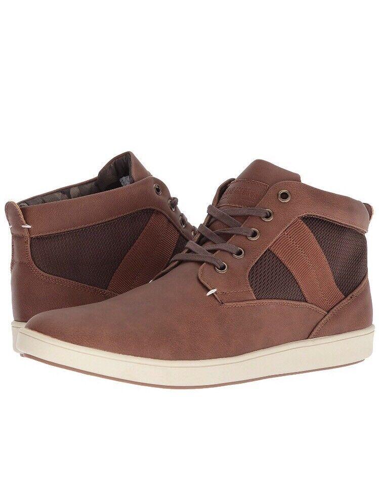 c220ed8b783 Steve Madden, Hombre Talla 10 Frazier Tenis, Coñac vanapx3205-zapatos nuevos