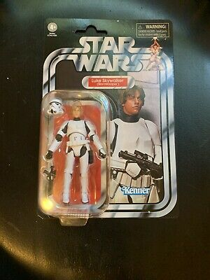 "Star Wars The Vintage Collection Luke Skywalker Stormtrooper 3.75/"" ACTION FIGURE"