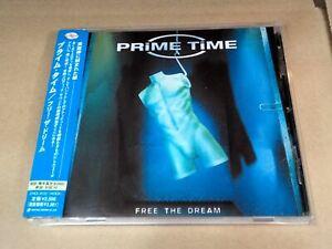 PRIME TIME FREE THE DREAM CRCL-4550 JAPAN CD w/OBI 14968