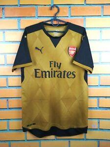 Arsenal-Jersey-2015-2016-Away-M-Shirt-Puma-Football-Soccer