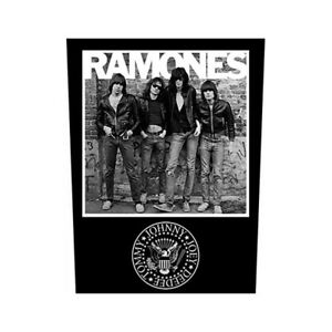 The-Ramones-1st-Album-Official-Giant-30x36x27cm-Sew-On-Back-Patch