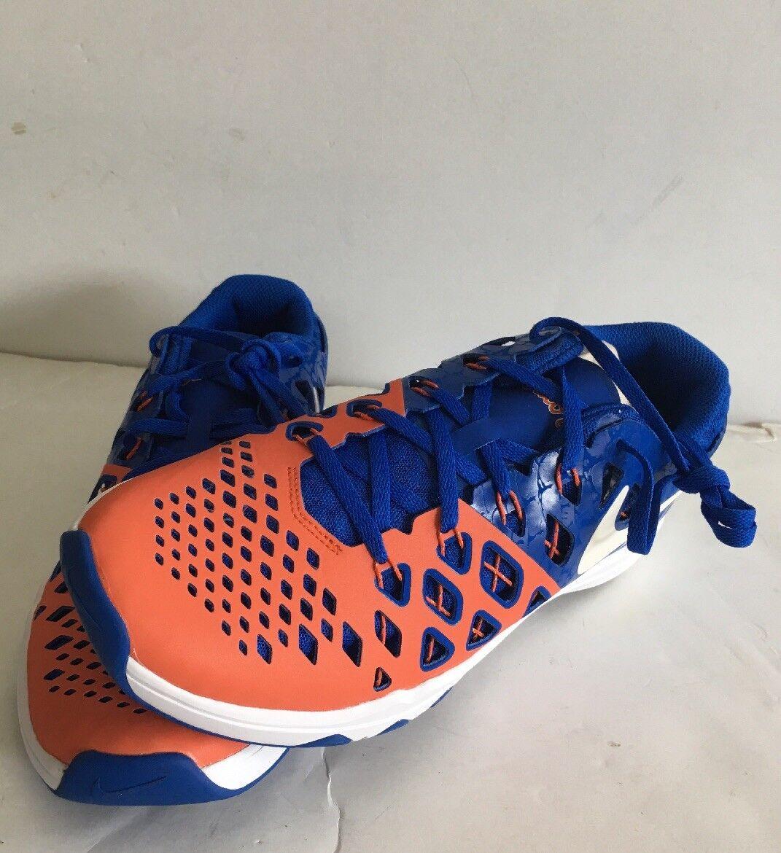 New Nike Train Speed 4 AMP Florida Gators Men's Size 9.0shoes  844102-810