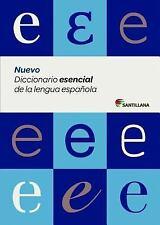 Español / U. de Salamanca: Nuevo Diccionario Esencial de la Lengua Española...