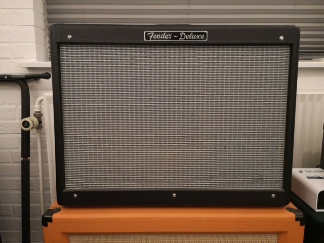 Guitarcombo, Fender Hot Rod Deluxe, 40 W, Fender Hot Rod…