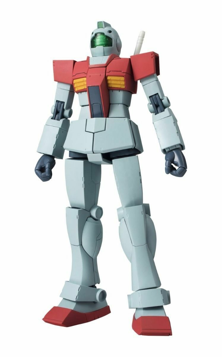 ROBOT SPIRITS SIDE MS RGM-79 GM Ver A.N.I.M.E. Action Figure BANDAI NEW Japan