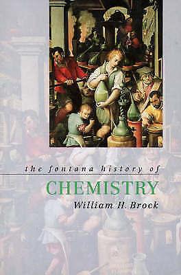 The Fontana History of Chemistry  (Fontana History of Science)-ExLibrary