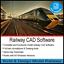 RAILWAY-CAD-SOFTWARE-2020-PRO-BUILD-amp-DESIGN-TRACK-MODELS-HORNBY-OO-GAUGE thumbnail 1