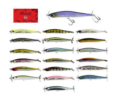 DUO REALIS SPINBAIT 80 SPY BAIT choose colors