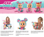 thumbnail 13 - NEW Cry Babies LAMMY LALA CONEY BONNIE LEA Baby Doll Girls Toy or AAA Batteries