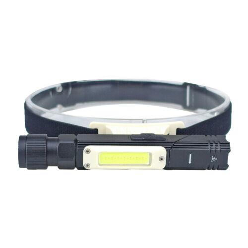 Taschenlampe Wandern Nachtangeln Ladekabel Zubehör COB LED Verpackungsbox