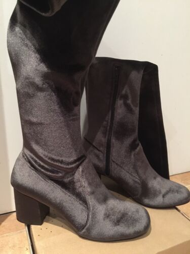 Velvet 41eu Over New Boots The Size Uk £59 8 Knees zzqUr