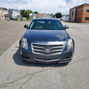 2011 Cadillac Berline CTS CTS4 52 000kms  FINANCE AVAIL