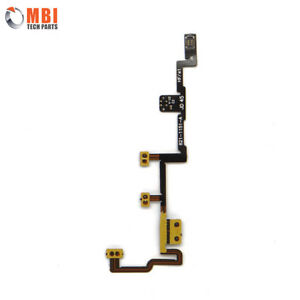 New Replacement On Off Power Volume Mute Button Switch flex Cable for iPad 2