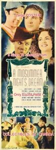 A-MIDSUMMER-NIGHT-039-S-DREAM-1935-Cagney-JORY-POSTER-3-Sizes-6-FT-9-FT-10-5-FT