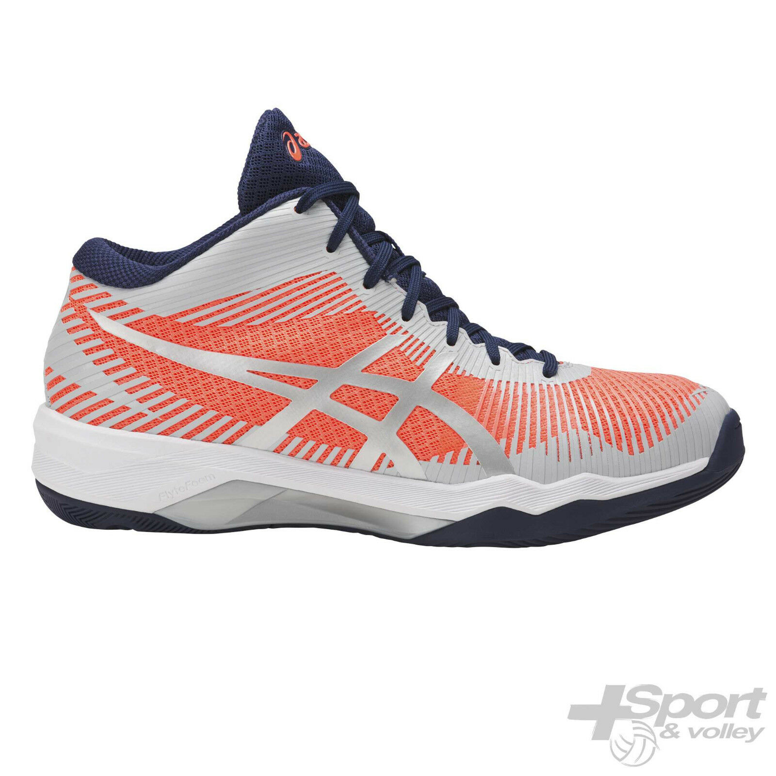 Scarpa volley Asics Volley Elite FF Mid Donna B750N 0696