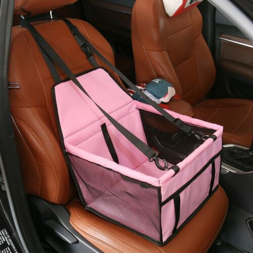 Pet Gear Car Dog Pet Elevated Raised Booster Seat Chair Carseat Travel Carrier