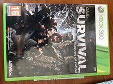 Cabela's Survival Gioco + Fucile Xbox 360