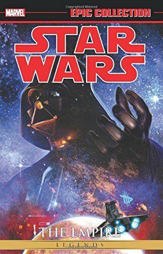 Randy Star Wars Legends Epic Collection: The Empire Vo Stradley Siedell Tim,