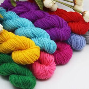 25g-Soft-Cotton-Blend-Hand-Knitting-Yarn-Anti-Pilling-Crochet-Wool-Yarns-4-Ply