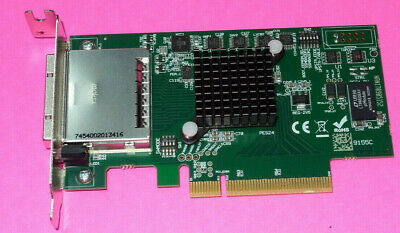 Dolphin IXH610 PCIe x8 40GB Gen2 Host Adapter Card Low Porfile